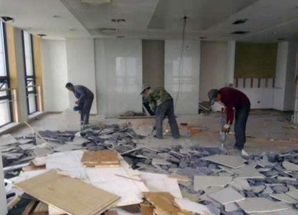 房屋家装拆除