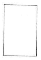 图5-4矩形截面